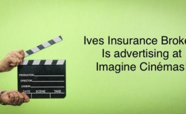 Ives Insurance is off to the movies!