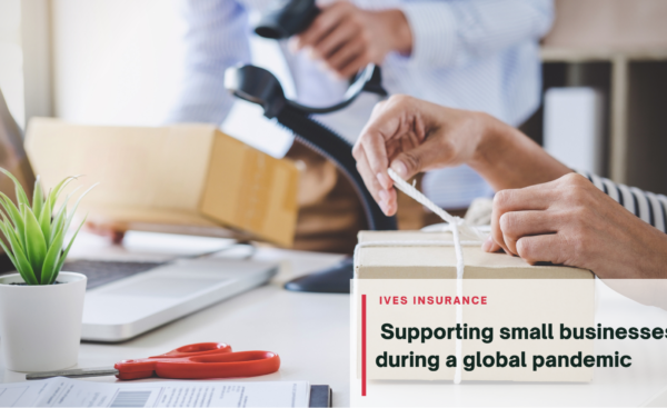 Supporting small businesses during a global pandemic
